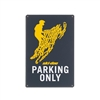 Ski-Doo Parking Sign