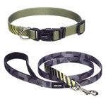 Can-am Dog Leash and Collar (medium dog)
