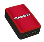 Case IH WP-200X Dual-Port USB Wall Charger