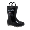 PVC Light-Up Boots - Black