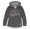 International Harvester Est 1902 Ladies Lightweight Hooded Pullover