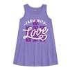 IH - Farm With Love Toddler Dress/Tank