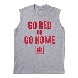 IH Go Red Or Go Home - Youth Muscle T-Shirt