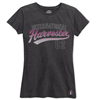 IH 02 Pink Fade Ladies Classic Fit Tee