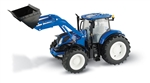 Big Farm New Holland T7.270 w/ Loader Toy Tractor