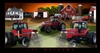 Case IH The Magnums 18x34 Illuminated Picture