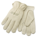 Grain Cowhide Gloves