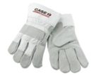 Case IH Leather Palm Gloves - Large