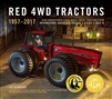 Red 4WD Tractors Hardcover