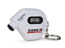 Case IH Talking Tire Pressure Gauge
