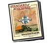 Standard of the Highway Book of International Truck Ads by Tim Putt