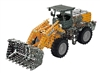 Case Wheel Loader Tronico Metal Construction Kit
