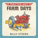 Tractor Mac Farm Days (5×7 board book)