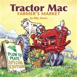Tractor Mac Farmer's Market Book by Billy Steers