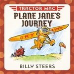 Tractor Mac Plane Jane's Journey Board Book