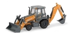 1:50 case 580 Super N WT Backhoe loader