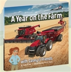 A Year on the Farm Case IH Childrens Book