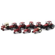 1:64 ERTL 75th Anniversary Tractor Set