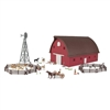 1/64 Farm Country Barn Gable Set