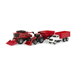 1:64 Case IH 4-Piece Set