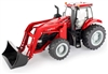 1:16 Big Farm Case IH 380 CVT Magnum Tractor with Loader