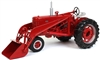 1:16 Farmall 400 Tractor with Loader and Chains