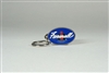 International Harvester Logo Blue Oval Farmall Key Tag