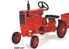 International 1466 Black Stripe Pedal Tractor